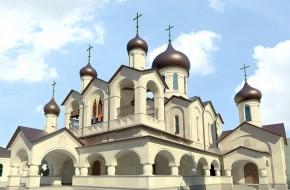 Храмовый комплекс Кирилла и Марии Радонежских