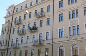 Многоквартирный дом (реконструкция), г.Харьков