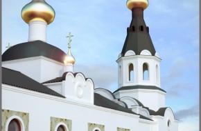 Храм, Луганская обл.