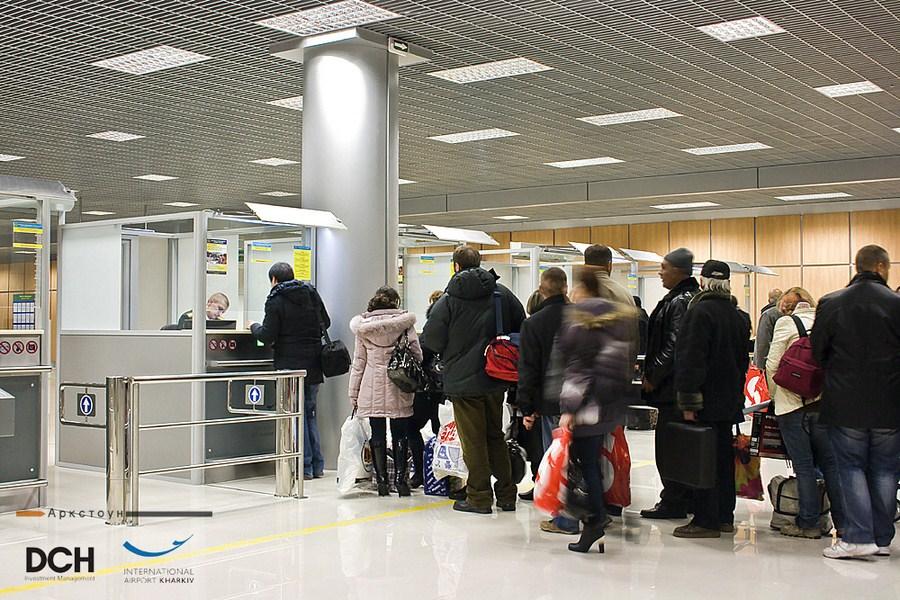 arcstone 19_Паспортный_контроль_Международный_Аэропорт_Харьков
