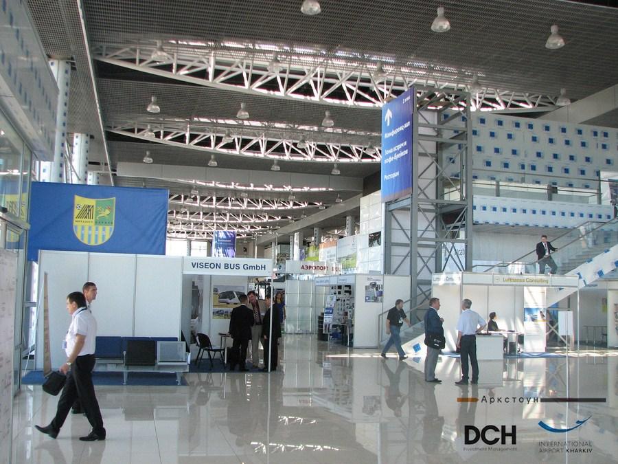 arcstone 20_Вестибюль_международный_авиафорум2010_Международный_Аэропорт_Харьков