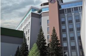 Гостиница, г.Днепропетровск