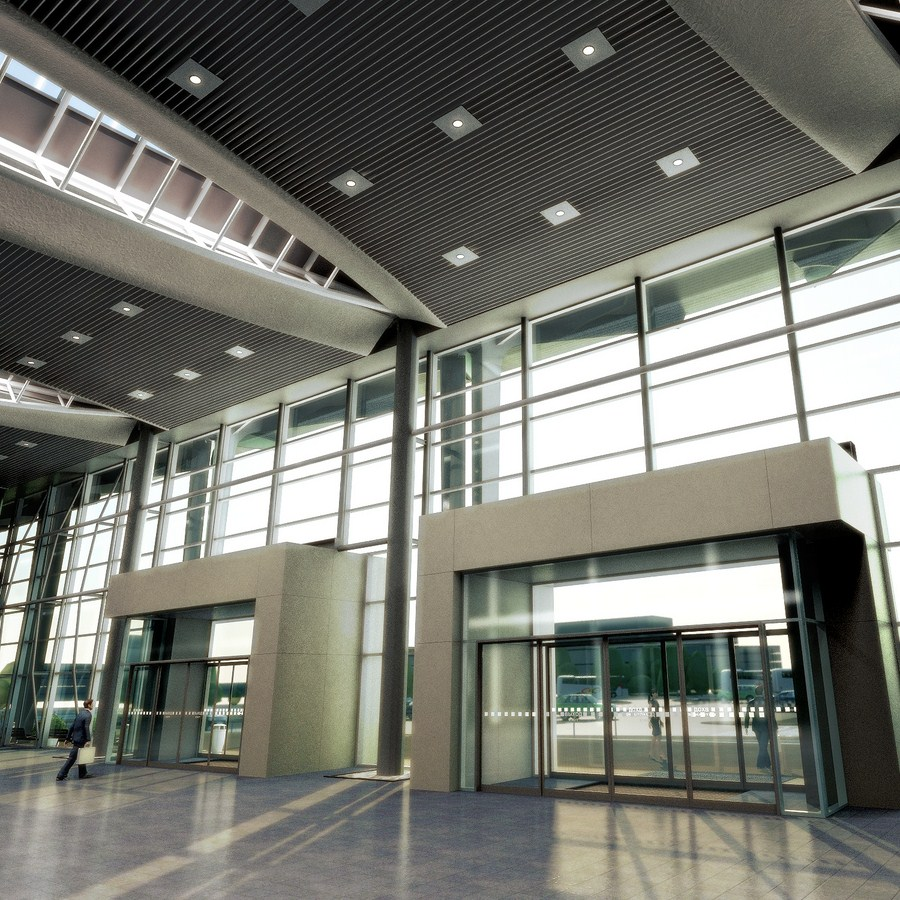 arcstone airKharkov - interior_vhod
