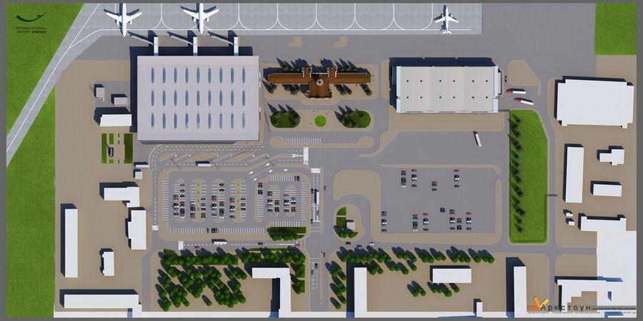 arcstone airport_Kharkov_master_plan_2011