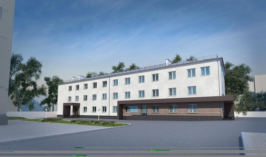 Офисный центр (3)
