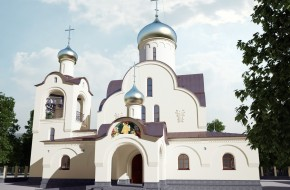 Храм Успения, г. Харьков