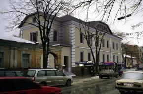 Реконструкция общественного здания, г. Харьков