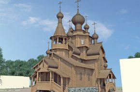 Храм Борки, г. Чугуев