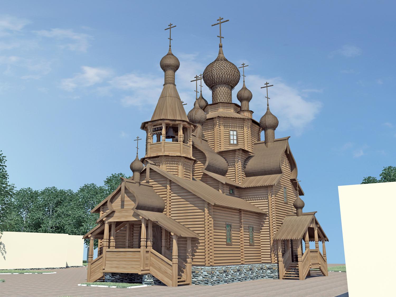 Храм Борки. г. Чугуев
